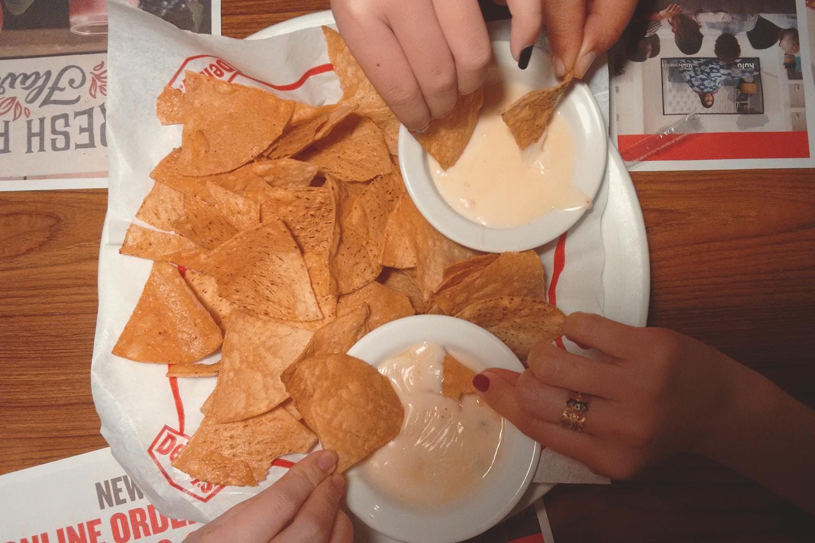 tortilhas denny's