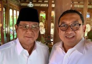Prabowo akan Sampaikan Pidato Politik Usai Quick Count