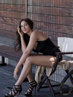 Monica Bellucci Sexy Smile