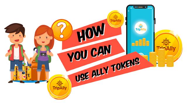 cara menggunakan token ally