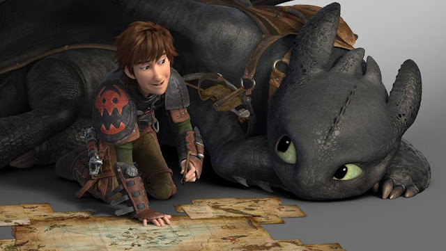 DreamWorks Animation How to Train Your Dragon 2