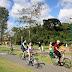 Veja opções de passeios e pedalada com os pais