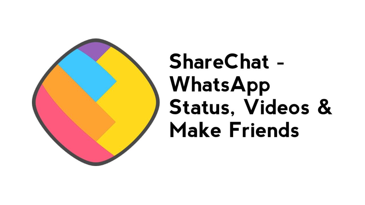 share chat whatsapp status download