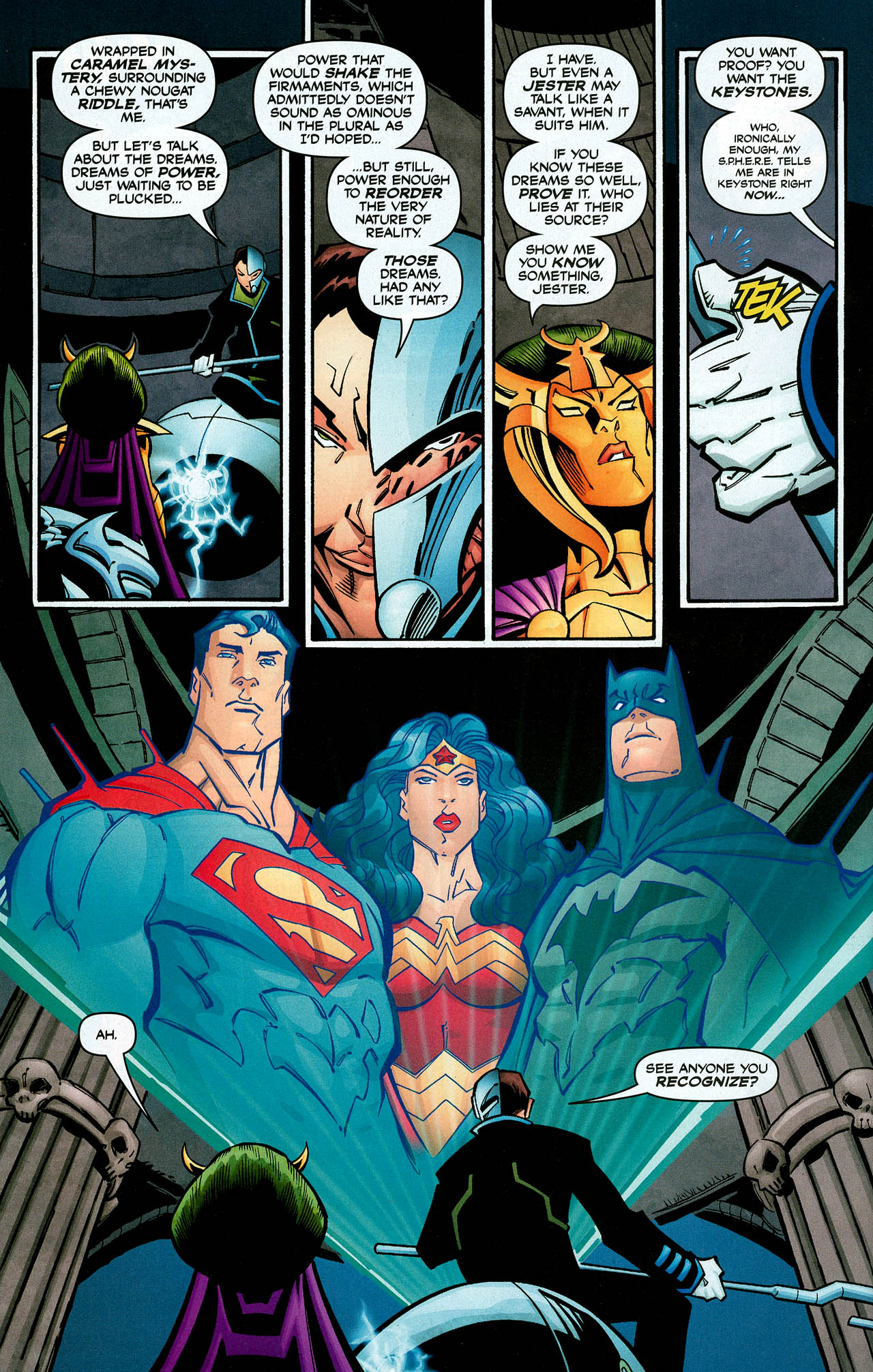 Read online Trinity (2008) comic -  Issue #1 - 27