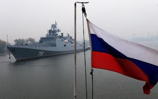 Bendera Triwarna Rusia