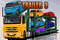 لعبة مقطورة نقل السيارات