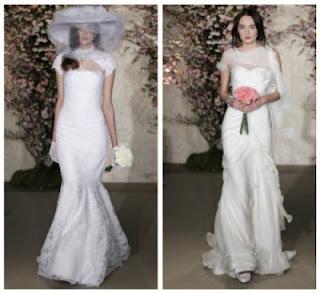 abiti e vestiti da sposa