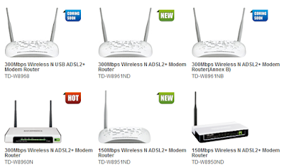 Daftar Harga dan Spesifikasi Modem Speedy WiFi Terbaru, ADSL2+ Ethernet/USB Modem Router TD-8817, Modem Speedy Linksys WAG120N Modem ADSL2+ Wireless Router, Modem Speedy  ADSL D-Link DSL-2640B, Modem Speedy ADSL TP-link TD-W8951ND