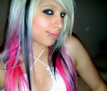 Incredible Hairstyles More More Cute Emo Girls Image Gallery Hairstyles Hairstyles For Women Draintrainus