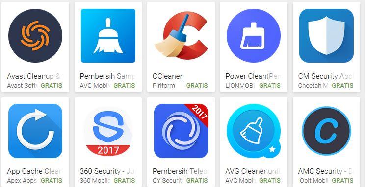 7 Aplikasi Pembersih RAM Android Terbaik Ringan Yang Ampuh