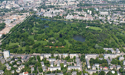 Warsaw, Poland, Things to do in Warsaw, Skaryszewski Park