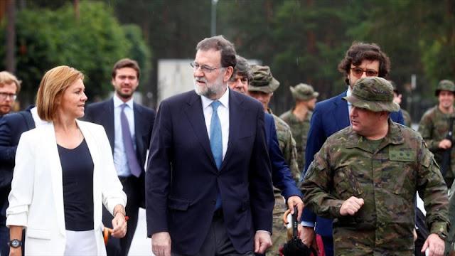 España aspira a liderar batallón de OTAN en fronteras rusas