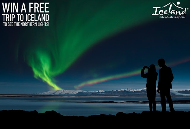 Northern Lights Getaway Sweepstakes