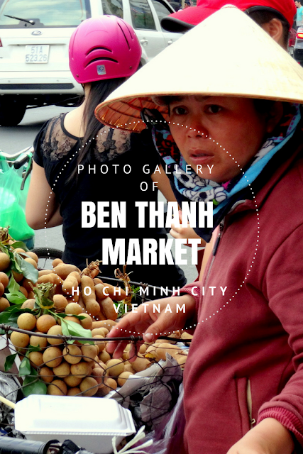 Photo Gallery of Ben Thanh Market