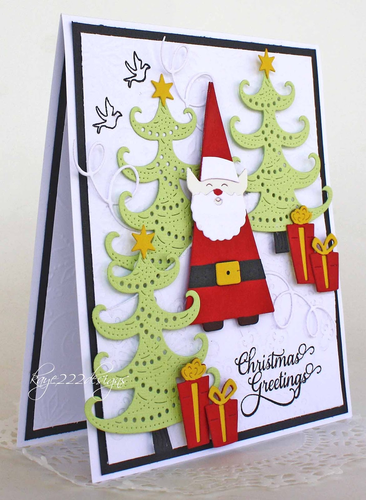 Christmas Greetings With Lisa Blastick Cheery Lynn Designs