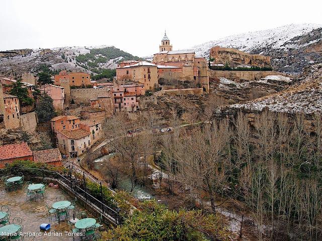 Albarracín (Teruel).