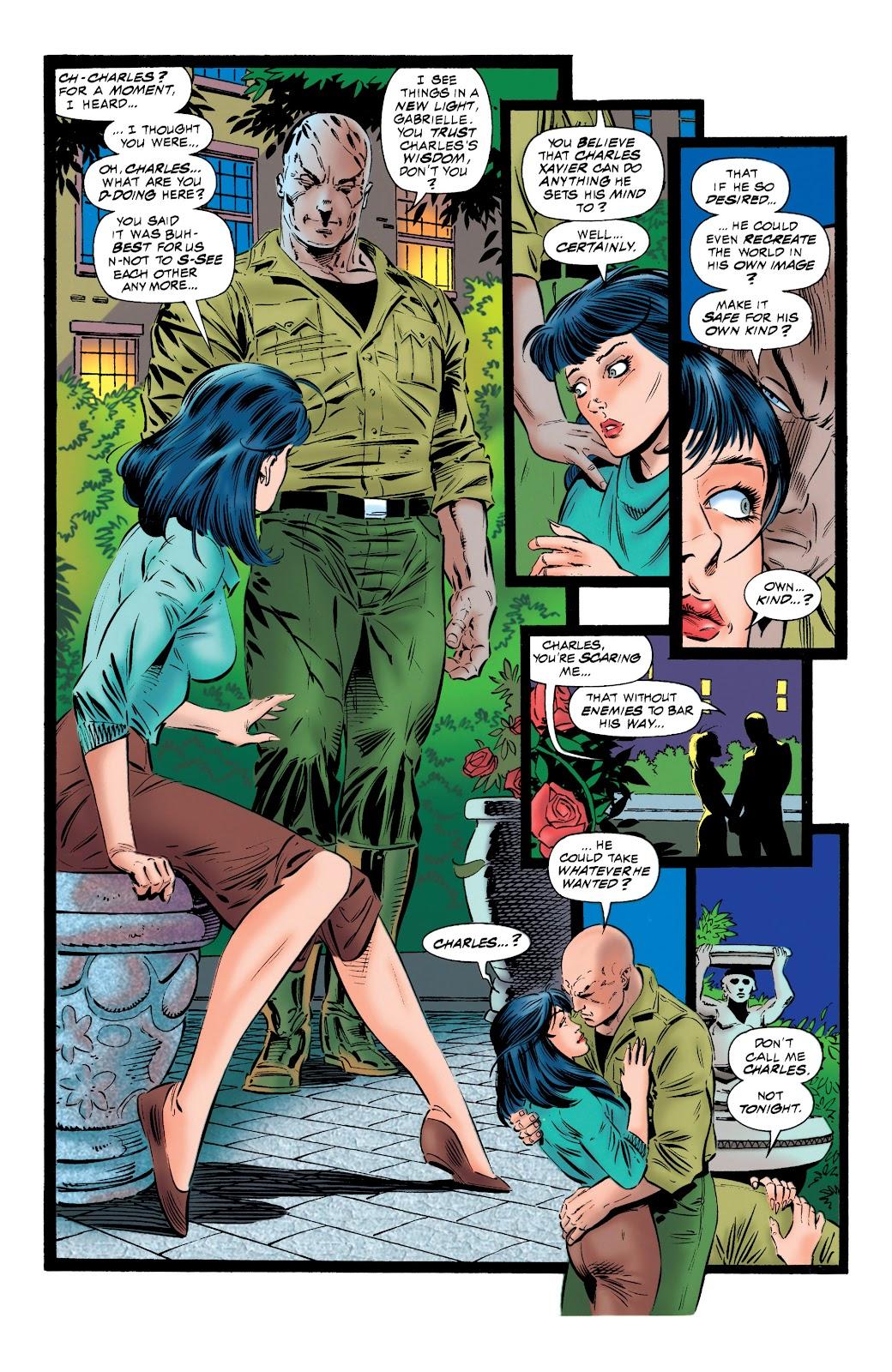 Uncanny X-Men (1963) issue 321 - Page 17