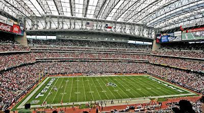 nrg stadium in houston texas