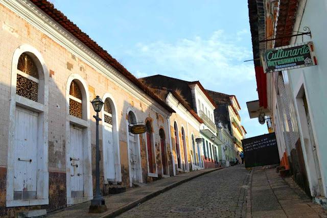 Brésil, Sao Luis, ou dormir, ruelles pavées, palace, église, voyage en famille, plage, Ponte d'Areia, aéroport, prix taxi, centre historique, unesco, azulejos