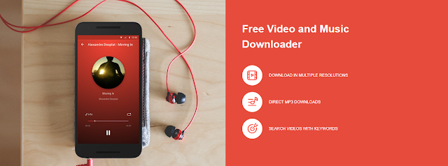 كيف تقوم بتحميل الفيديوهات و الصوتيات من اليوتيوب مباشرة بإستخدام هاتفك الأندرويد ؟