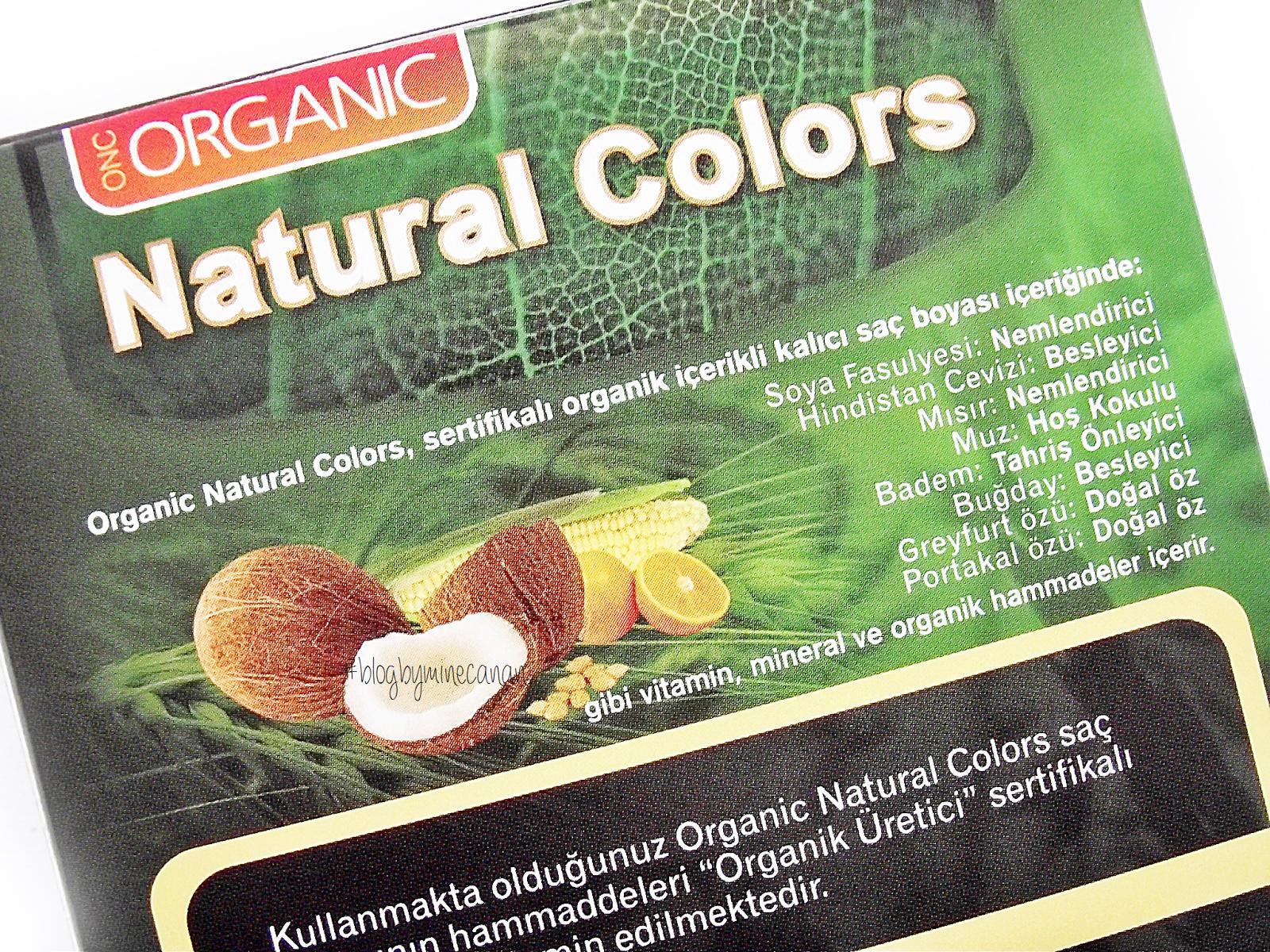 Goldwell Düzleştirici Sprey, Şampuan ve Natural Colors Organik Saç Boyası | Blog by Mine Canan