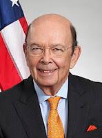 USAs handelsminister Wilbur Ross. bilde