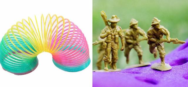 Επιστροφή στην παιδική μας ηλικία: Πόσα από αυτά τα παιχνίδια θυμάσαι;