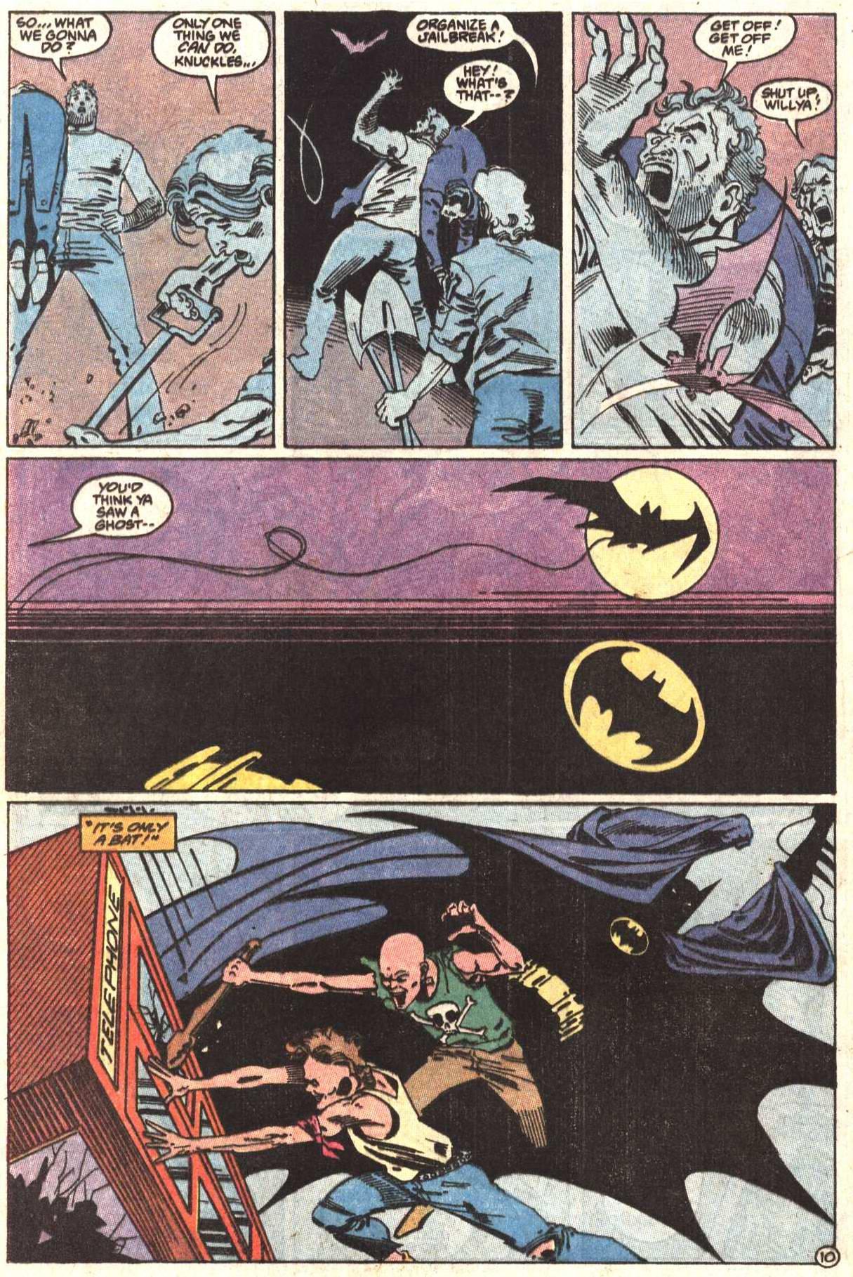 Detective Comics (1937) 610 Page 10