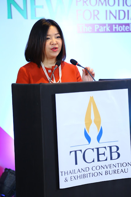 TCEB Grows Indian Market,  Promising Extra Benefits with 'Thailand Extra Exhibition'