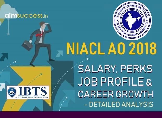 NIACL AO Salary, Perks, Job Profile & Career Growth: Detailed Analysis