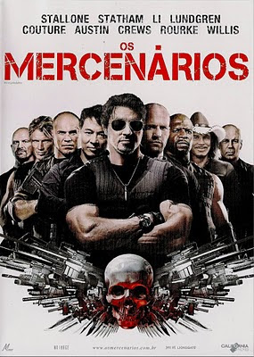 Os Mercenários - HD 720p