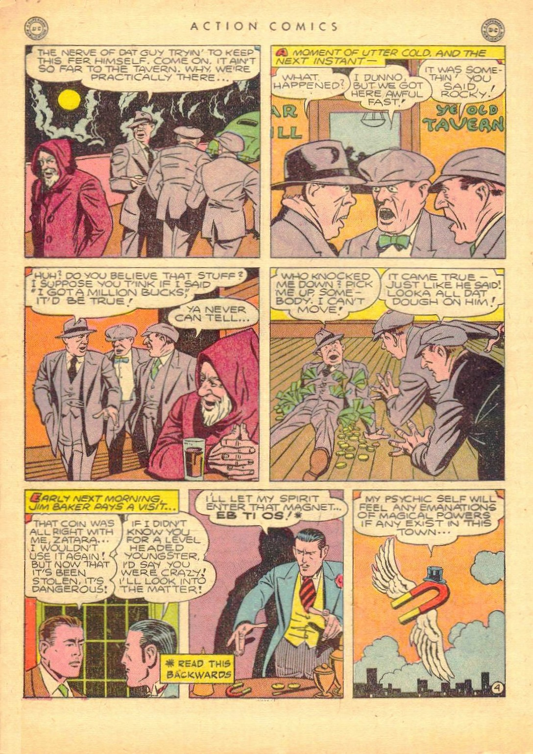 Read online Action Comics (1938) comic -  Issue #77 - 45