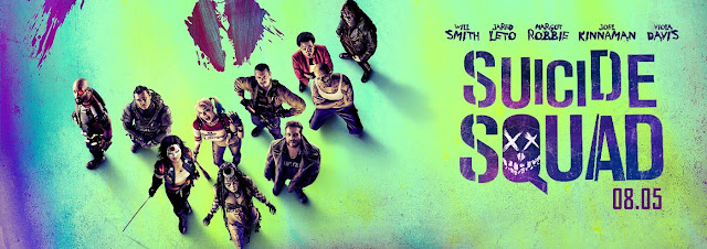 Noioda Diary: Watching Suicide Squad at PVR Noida in DLF Mall of India