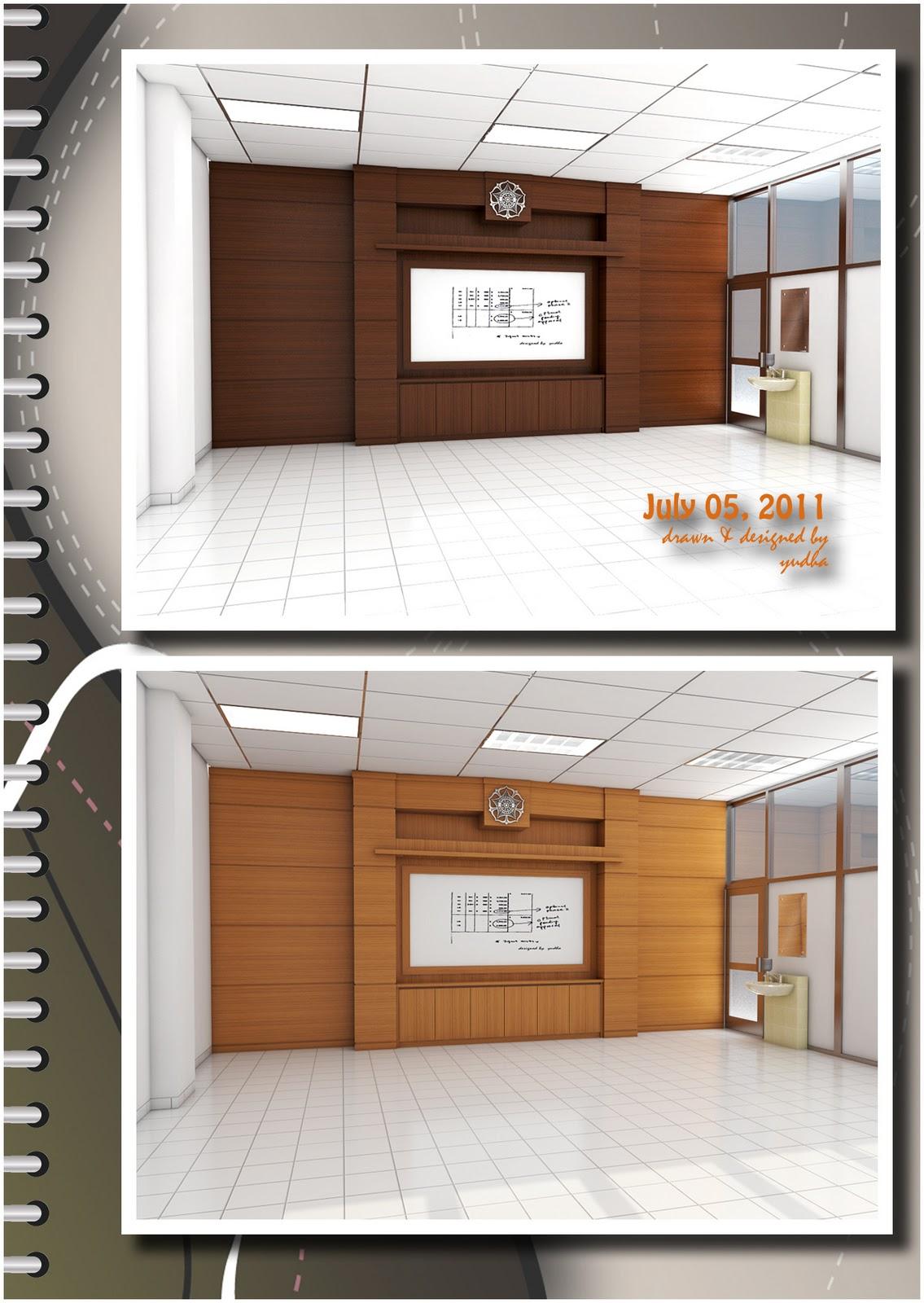 Interior Ruang Pelayanan juni 2012 interior desain solo