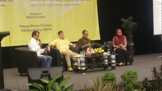 Dave Laksono  Ajak kalangan Milenial menjaga Keberagaman Untuk Indonesia maju