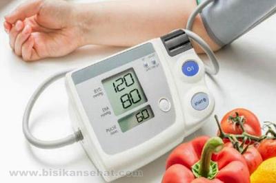 Makanan Yang Dapat Menyebabkan Darah Tinggi
