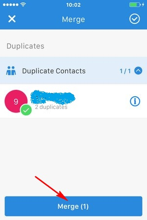 merge contacts iphone tips how to merge duplicate contacts on iphone xsnehablog 2621