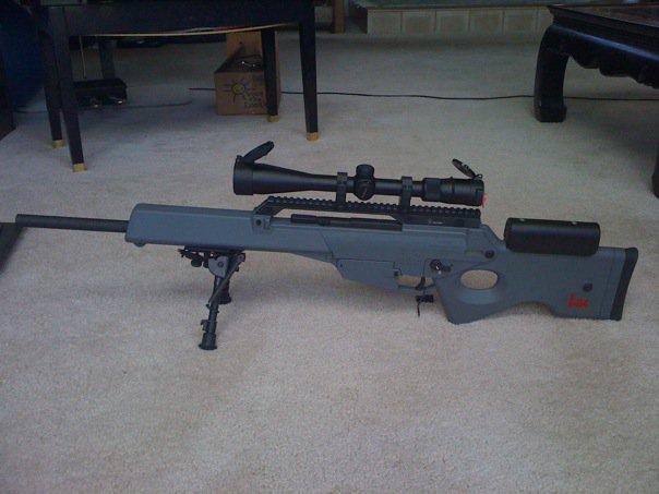 Hk Rifle Parts