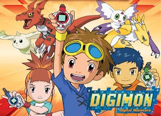 Digimon Tamers – Todos os Episódios