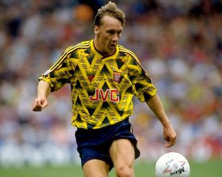 Arsenal Away 1991/93