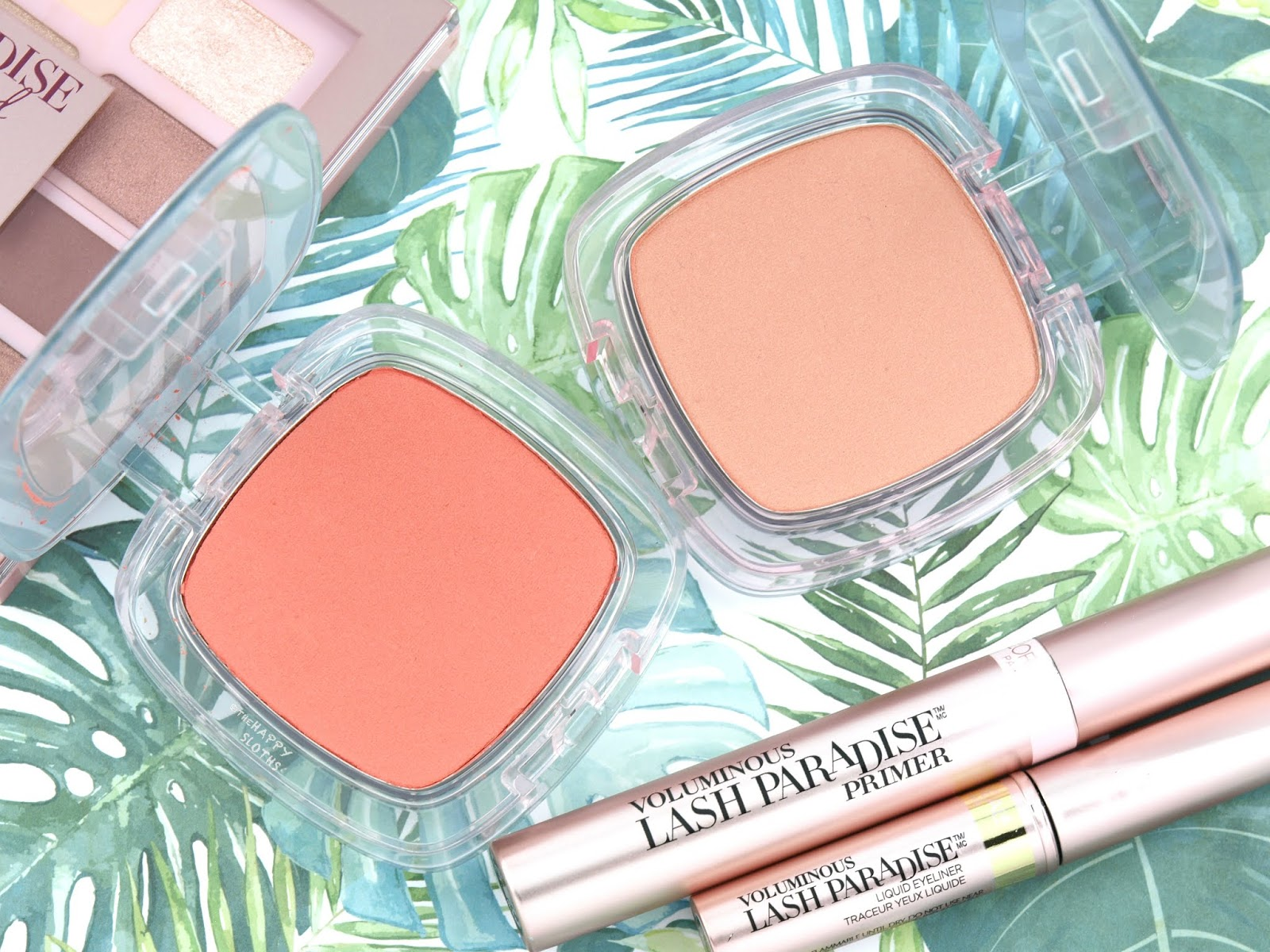 L'Oreal | Paradise Enchanted Fruit-Scented Blush: Review and Swatches