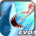hungry shark مهكرة