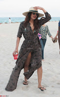 Priyanka Chopra on the beach Day 3 with friends in Miami Exclusive Pics  014.jpg