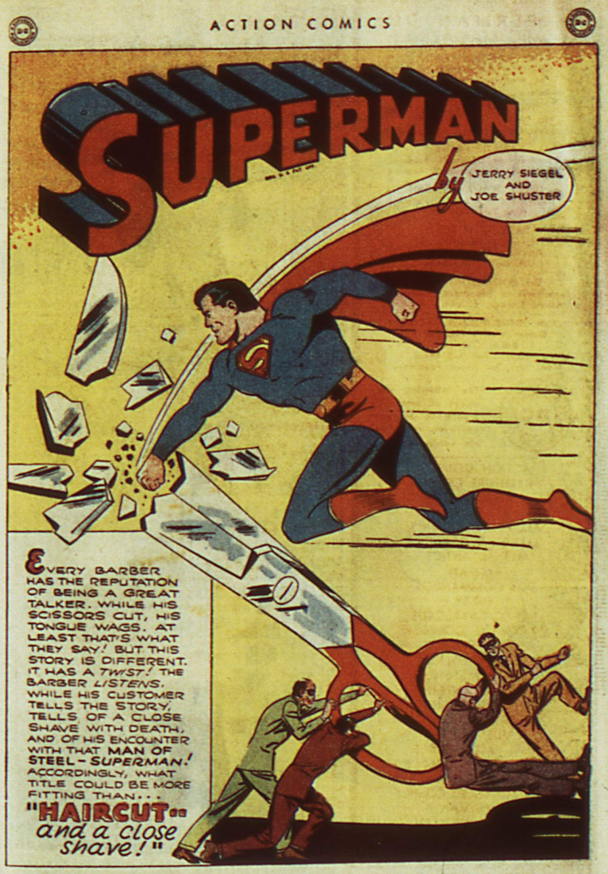 Read online Action Comics (1938) comic -  Issue #96 - 3