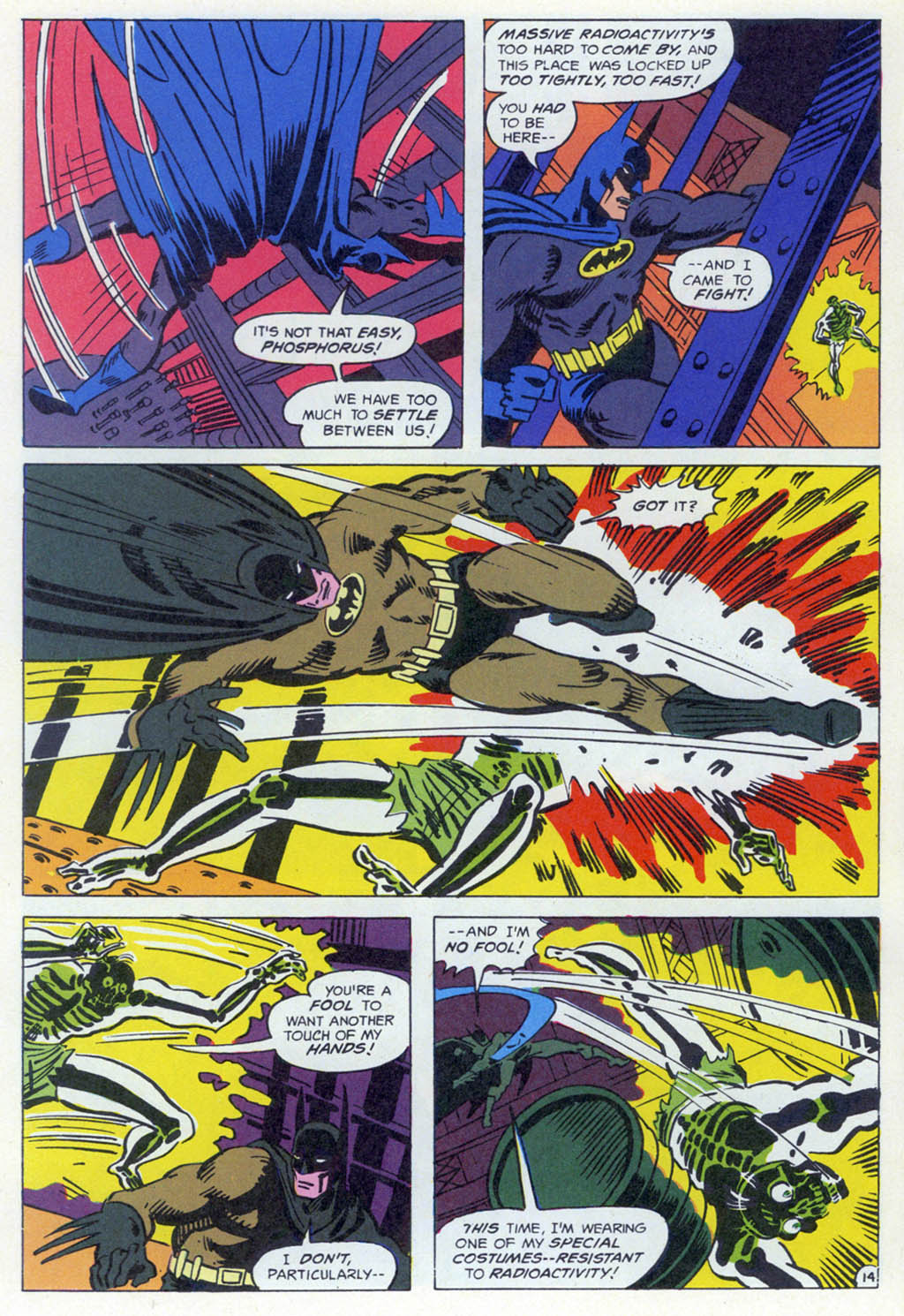 Read online Shadow of the Batman comic -  Issue #1 - 33