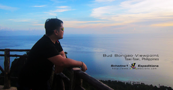 Bud Bongao Viewpoint - Schadow1 Expeditions