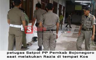 Tiga Pasangan Diduga Mesum, Digelandang Kekantor Satpol PP