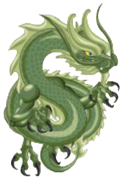 Dragón Jade (Adulto)