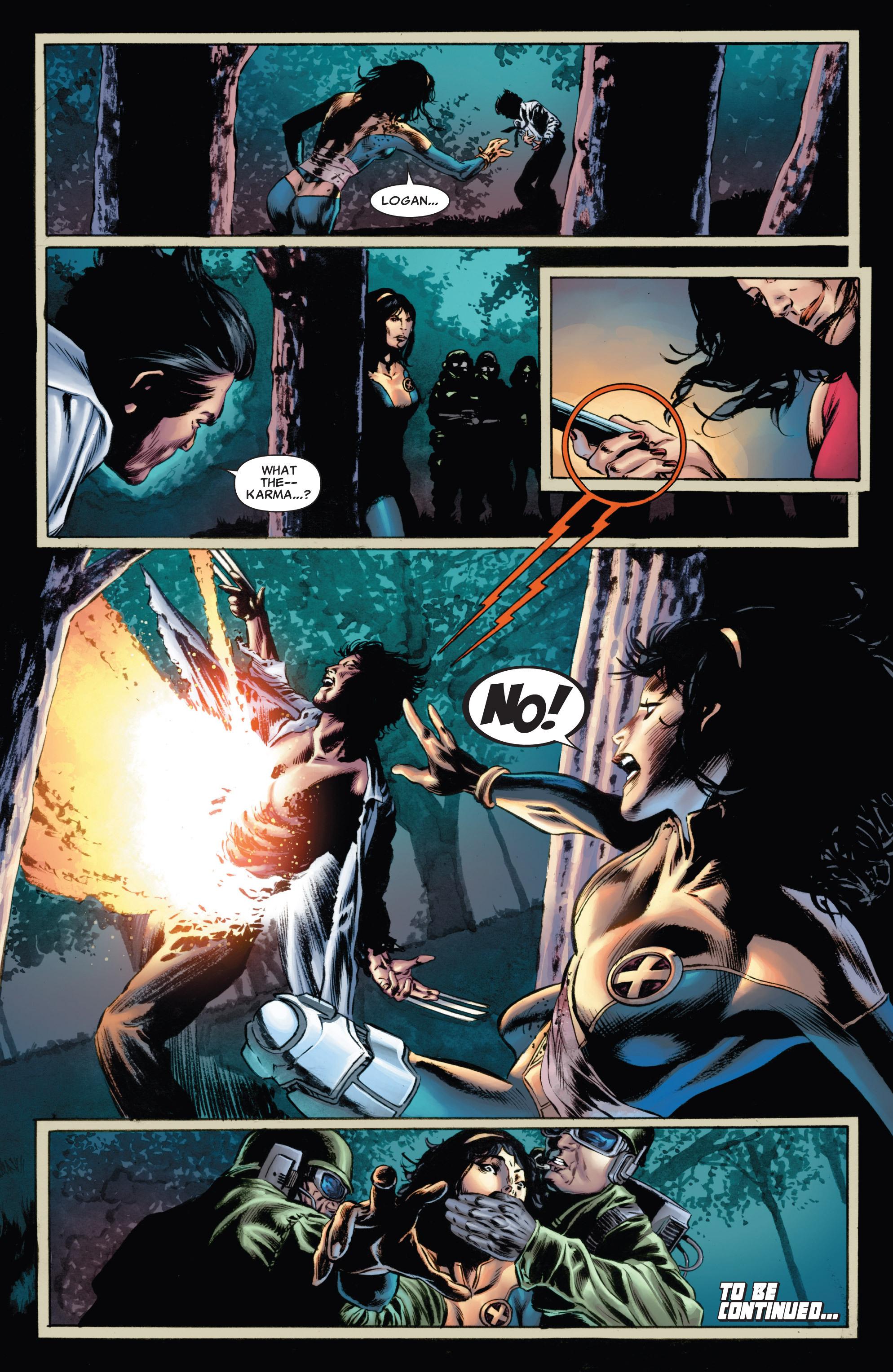 Read online Astonishing X-Men (2004) comic -  Issue #52 - 21