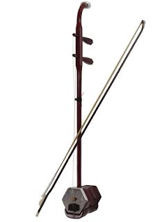 Mengenal Erhu Alat Musik Tradisional Tiongkok